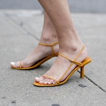 如果只能买一双凉鞋 我选鞋带最细的那双-衣Q进阶