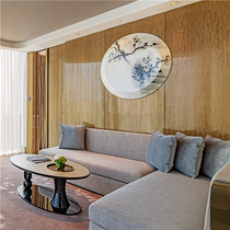 设计?住造灵感 杭州?#36947;?#24503;酒店以现代美学诠释大隐于市的潮起潮落-生活资讯
