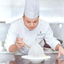 广州富力丽思卡尔顿酒店米其林一星主厨郭元峰师傅客座蓉城-生活资讯