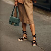 Vogue 摩杰平台百科全书:凉鞋-新宠
