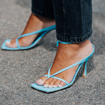 Bottega Veneta 方頭涼鞋大勢來襲-新寵