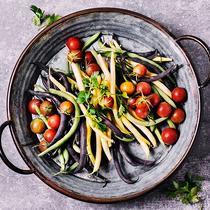 素食主义可以拯救地球的5种方式-美食