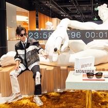 """开启""""数字-模拟 未来""""  GENTLE MONSTER携艺术甜品NUDAKE旗舰登陆北京SKP-S-品牌新闻"""