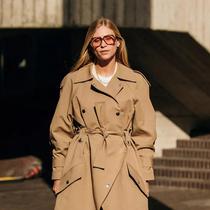 女人衣柜里永远缺一件驼色大衣-衣Q进阶