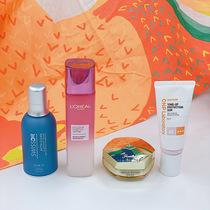 夏天肌膚護理好物分享-護膚&美體
