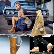 北方女孩冬天都爱穿什么鞋?-新宠