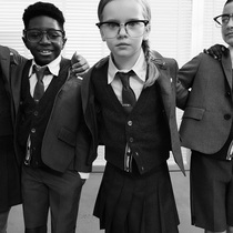 ... Thom Browne 发布童装系列 ...-时尚圈