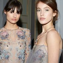 阿瑪尼高級定制2021春夏系列妝容發布 妝容由阿瑪尼全球彩妝創意總監LINDA CANTELLO定制-彩妝