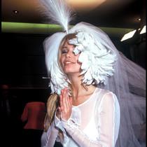 上世紀90年代巴黎高級定制時裝周的逸聞趣事-秀場花絮