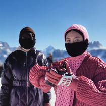 """Miu Miu 创下时装秀""""巅峰"""":独家登上海拔三千米的高山发布会-秀场花絮"""