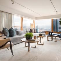 奕居全新私人居所André Fu Suite 揭幕 與酒店設計師André Fu連手打造位于48樓的私密空間 讓賓客寫意放松或盡情娛樂-生活資訊