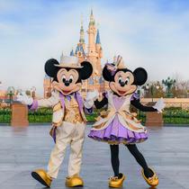 上海迪士尼度假區提前揭曉5歲生日慶典迪士尼朋友全新定制服裝-生活資訊