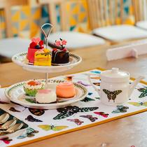 JEN北京新國貿飯店攜手Portmeirion波特美林打造春日花園下午茶-生活資訊