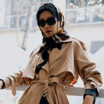從19世紀火到現在,劉雯、蔡徐坤人手一件的風衣怎么穿才時髦不撞款?-衣Q進階