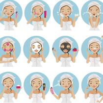 問:什么樣的皮膚需要用清潔類面膜?-護膚&美體