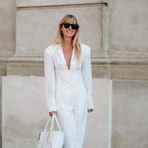 酷女孩就穿全黑 又酷又高級的女人才穿全白-風格示范