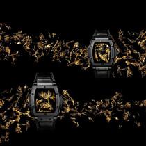 礪時成金  HUBLOT宇舶表BIG BANG靈魂系列黃金晶體腕表重磅發布-行業動態