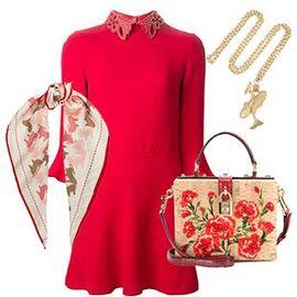 让时装为你的春节增添一丝年味