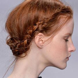发量少也不怕 9款发型适合细软发质女孩