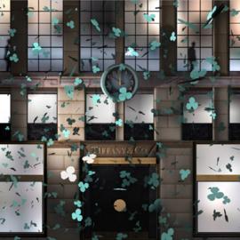 坚韧笃定,自在表达,蒂芙尼全新Paper Flowers?花韵系列珠宝时髦上市