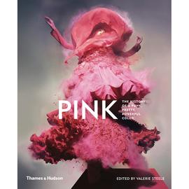 粉色:一部关于朋克、可爱与力量的颜色的历史