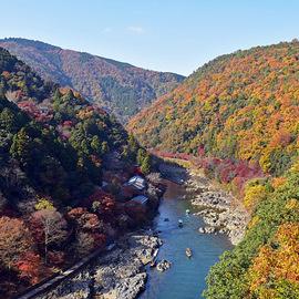 聆聽秋日私語 盤點全球11個油畫般的賞秋勝地