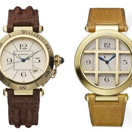 傳奇名作——Pasha de Cartier腕表