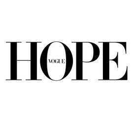 Vogue全球26个版本首次联合发布希望特刊
