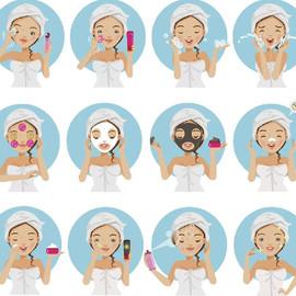 問:什么樣的皮膚需要用清潔類面膜?