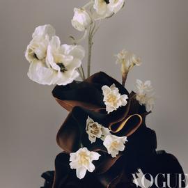 Krista Chiu:花卉世界 自由无限