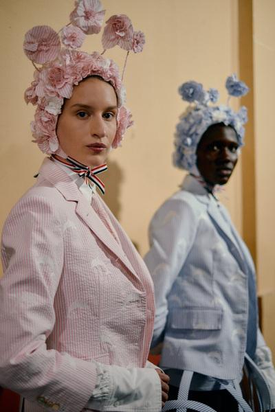 Thom Browne20年春夏季女装系列