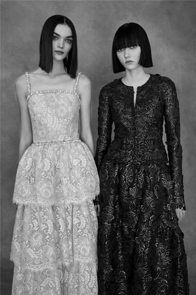 Chanel 2021 春夏高定秀幕后花絮