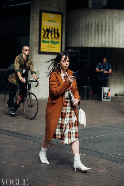 2019伦敦春夏时装周街拍DAY3