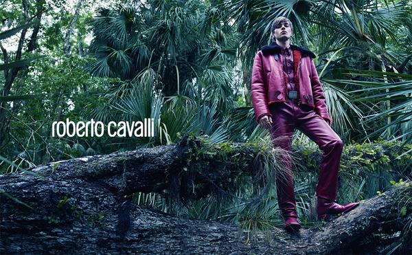 Roberto Cavalli 2018秋冬系列廣告大片