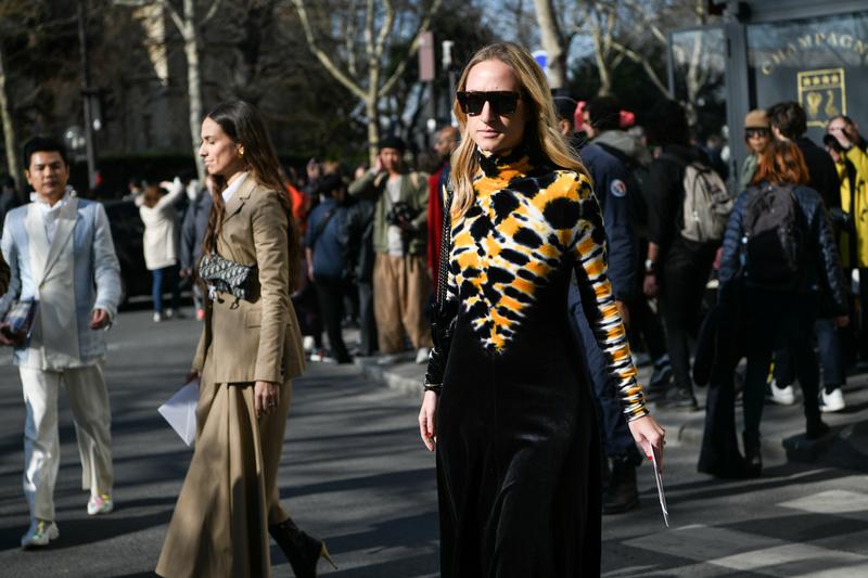 2019秋冬巴黎時裝周最佳街拍第一日
