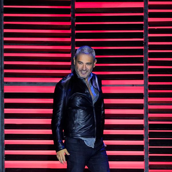 VOGUE专访设计师Elie Saab