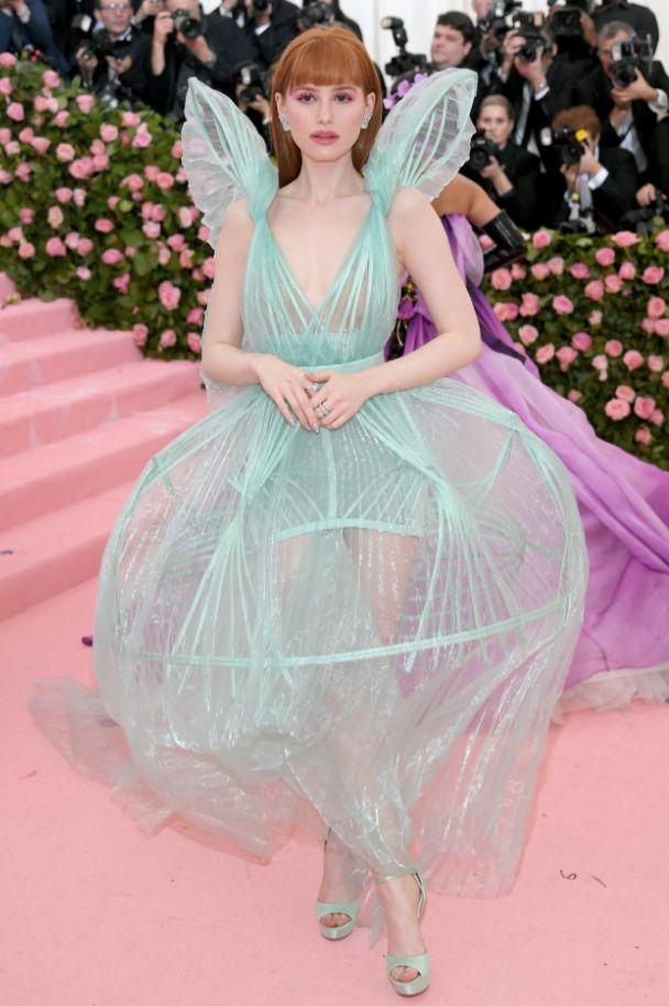 Met Gala的正式名称为Costume Institute Gala