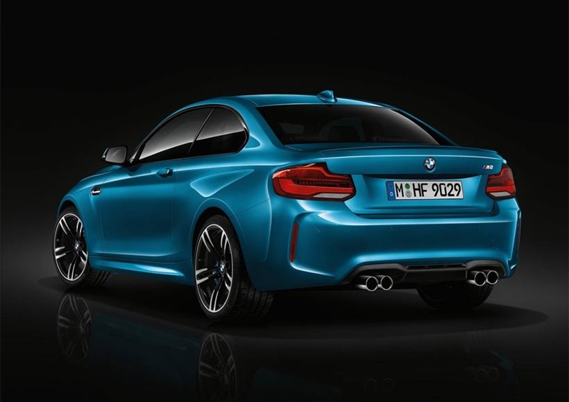 新车采用了源自于M4车型的全铝合金悬架系统和全铝前后轴,使得该车质量为1495kg。