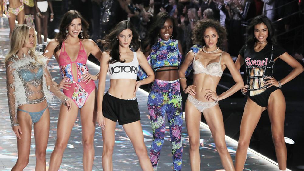 又是一年维密 这些全世界身材最好的女人们今年有多美?
