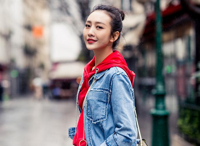 为什么中国女人穿红色好看