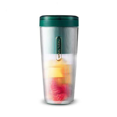 MORPHY RICHARDS摩飞无线便携榨汁杯MR9800(翡翠绿)