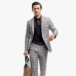 5个套路 教你如何把平价西装穿得更高级