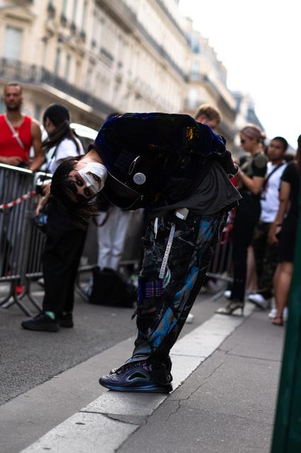 2019年6月巴黎男装周街拍DAY6