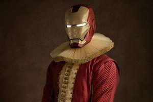当超级英雄穿越到16世纪
