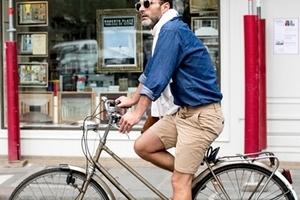 带着脚踏车上街 你要怎么拍