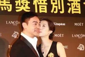 刘青云结婚17年 影帝也爱秀恩爱