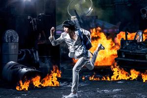 《中国超模》第八集爆破大片来袭