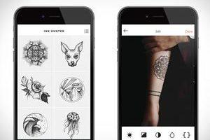 墨迹追踪者 匹配最适合你的纹身