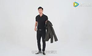 GQ:POLO衫时尚新穿法