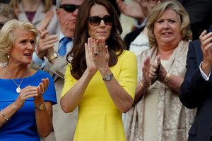 温网大咖都秀表 王妃戴的卡地亚